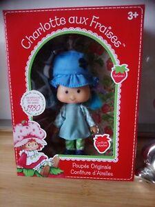 Poupéecollection Charlotte aux fraises confiture d'airellesparfumée Kanai kids