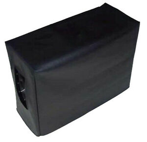 Marshall 1922 2x12 Cabinet - Black, Heavy Duty Vinyl Cover w/Piping (mars069)