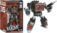 Hasbro Transformers Siege 35th Voyager Class Soundblaster Walmart Exclusive Mib