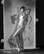 8x10 Print Sen Lee Fu Spectacular Asian Deco Nudes by Maurice Seymour #MSA