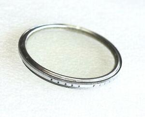RARE - 43mm Kenko UV Filter for Nikkor 1.4 - SLIM Silver - PERFECT