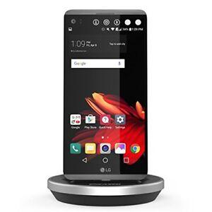 LG V20 Desktop Charging Dock - Type C Charger (slim case compatible) by Encased