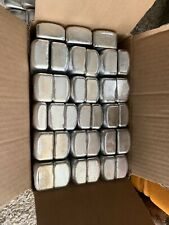 5lbs of Hand poured aluminum ingots.