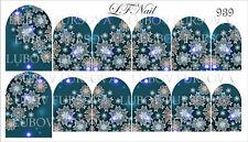 Wasser Wraps Transfer Sticker Nagel Tattoo Aufkleber Sleider von Fursova 939