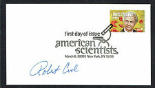 Robert Curl signed autograph auto First Day Cover FDC Nobel Prize Chemistry 1996