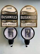 2 x Bushmills Boissons Mesure Fits bouteille dispenses 35.5 ML Mesure (R35)