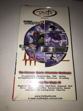 "SEALED VHS ""Jesus"" + Moment of Truth 2 TAKE A STAND Extreme Sports w/Music"