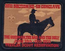 Witauchsoman Lodge 44 OA Section NE-5B 2011 Conclave participant bag patch RARE