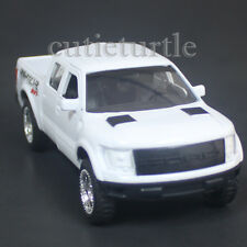 Jada Just Trucks 2011 Ford F-150 SVT Raptor Pickup Truck 1:32 Diecast White