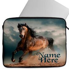 Laptop Cover WILD RUNNING HORSES Neoprene Sleeve Case Universal ST084