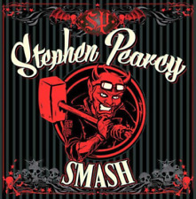 PEARCY,STEPHEN-SMASH CD NEW
