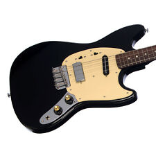 Eastwood Guitars Warren Ellis Signature Tenor Baritone 2P - Black - NEW!
