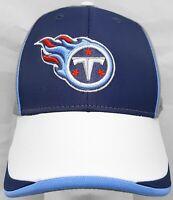 Tennessee Titans NFL Reebok S/M flex cap/hat