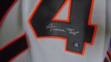 1951 Throw Back New York Giants Willie Mays autograph jersey HOF