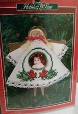 Angel ornaments Christmas is Love