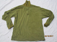 Oliver Shirt Long, Shirt Mans Field Extreme Cold Weather, Gr. 92cm, Small, #6