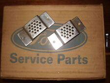 Mk2 Escort RS2000 Rear Bumper End Cap Brackets