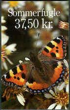 DENMARK HS65 (977) Butterfly Booklet, VF