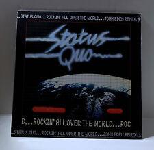 STATUS QUO Rockin' All Over The World John Eden Remix VINYL 2xLP Sealed RSD 2016