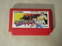 Mighty Final Fight NES fc Famicom Nintendo game Capcom 1993 tested From Japan JP