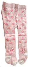 Pink Poodle Print Tights  Fits 18 inch American Girl Dolls