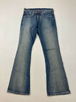 LEVI'S BOOTCUT Jeans - W28 L32 - Blue - Great Condition - Women's