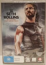 WWE: Seth Rollins - Building the Architect - DVD - Free Shipping - Brand New