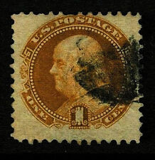 1 Cent Used United States Stamps