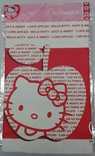 TOVAGLIA carta goffrata HELLO KITTY festa compleanno party bambina 120x180cm