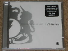 DAVID BOWIE - Strangers When We Meet - RARE TARGET EXCLUSIVE US CD! Live Tracks!