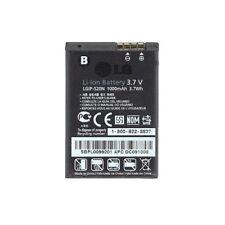 LG Batería original LGIP-520N per CHOCOLATE BL40 1000mAh pila piezas de repuesto