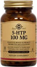 Solgar 5-HTP 100 mg Vegetable Capsules 90ct