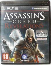 Assassin's Creed Revelations. Ps3. Fisico. Pal Es