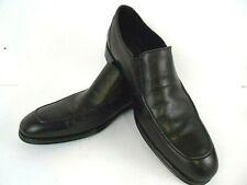 Rockport Hydro-shield Men's Shoes Black Leather Upper 12US Slip-on/Loafer K73738