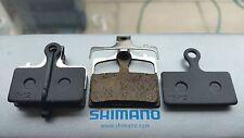 2 x SHIMANO Alfine/SLX/XT/XTR M985/987/8 M666/M675 S700 Semi Metallic Brake Pads