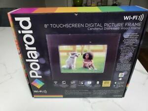 8 Inch Digital Photo Frame w/ wi-fi