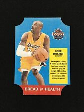 KOBE BRYANT INSERT DIE CUT RETRO 2012 PAST & PRESENT LAKERS BASKETBALL CARD