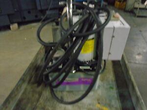 HYTEC 100178-230 PUMP 1/2 HP ELEC/HC 1/4 IN 230 VAC