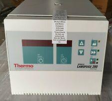 Thermo Scientific Heraeus Labofuge 200