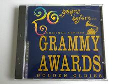 20 YEARS BEFORE GRAMMY AWARDS VOLUME 1 2 3 4 4 CD 60S 70S 100 TRACKS RARE SET