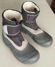 Bottes de neige - QUECHUA - grises - taille 44/45 - BE