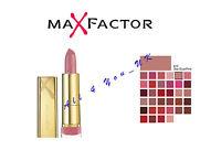 Max Factor COLOUR ELIXIR LIPSTICK - Please Choose Shade