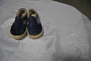 Toddler Jean Shoes size 7 by Carter's  Blue in color