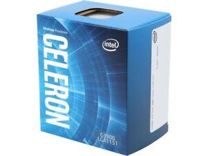 Intel Celeron G3900 LGA1151 Desktop Processor - Brand New