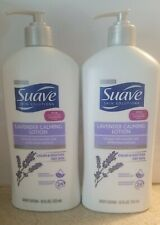 New listing 2x Suave Skin Solutions Lavender Calming Lotion 18 oz (36oz Total)