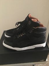 Puma X men's rare limited edition pony-hair,made in Paris sneakers sz10