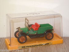 Ford Ranch Car 1909 van Euro Modell (Ziss Modell) Germany in Box *9427