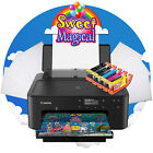 Canon Edible 702 Printer Bundle W/ Wafer Paper & Edible Ink [USES 280/281 INK] - Best Reviews Guide