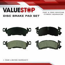 Front Ceramic Brake Pads for Buick Cadillac Checker Chevy GMC Jeep Oldsmobile