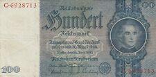 100 Reichsmark 1935 Deutsches Reich ro.176a/D